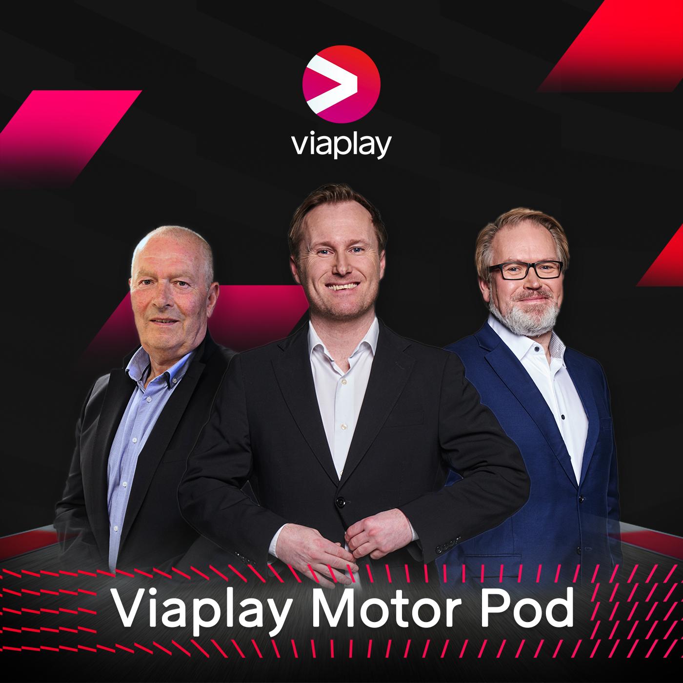 Viaplay Motor Pod