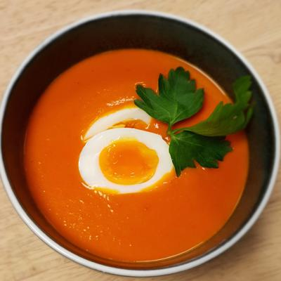 Matpodden - Hjemmelaget tomatsuppe slik barna vil ha den!