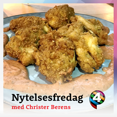 KFC-inspirert fritert kylling