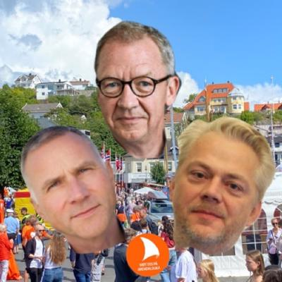 Finanslunsj fra Norges største demokratifestival