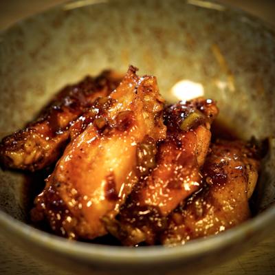 Matpodden - Marinerte kyllingvinger