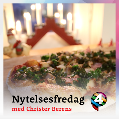 Christers ultimate julepizza